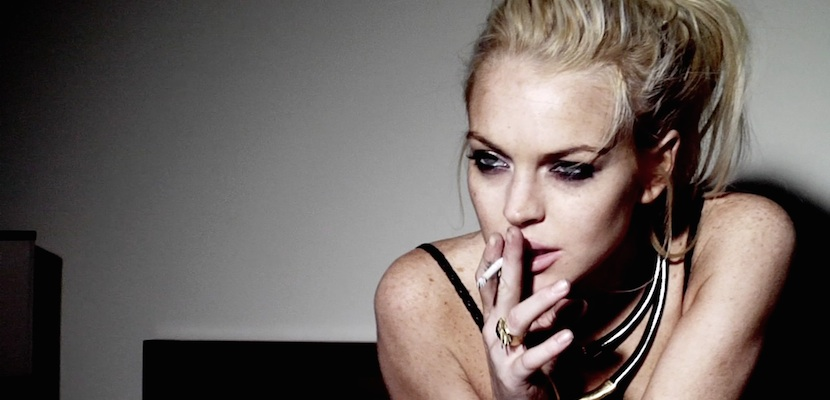 Christopher Tin_Lindsay Lohan_Muso Magazine_Fashion Video